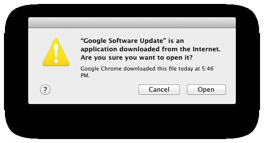 Google Update Uninstaller utility for Mac by WireLoad