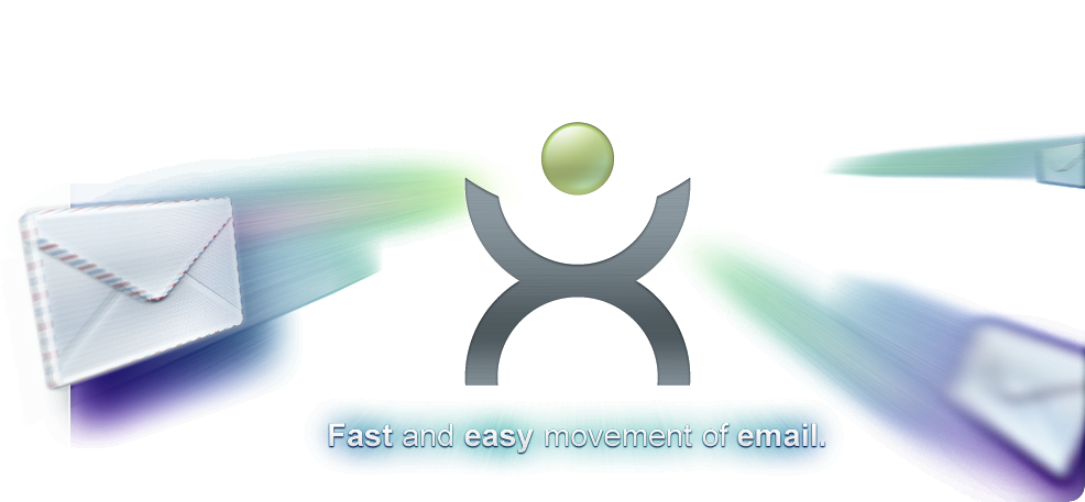 YippieMove - Fast and easy movement of email.
